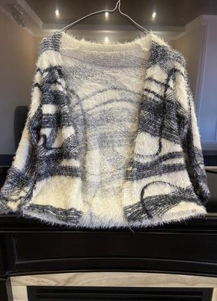 Накидка, свитер, кофта