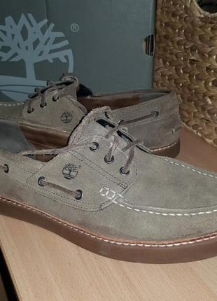 Туфли, мокасины замш 44 размер