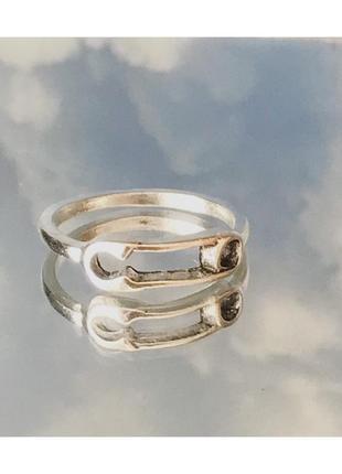 Кольцо булавка 🧷