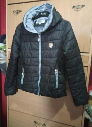 Демисезонная курточка  до -5, целенкая без нюансов