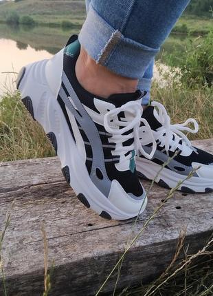 Стильні жіночі кросівки tm aesd!!! р-ри 36-41, маломірять