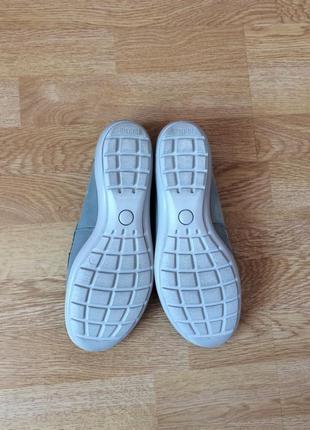 Новые кожаные туфли hotter 40 размера5 фото