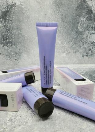 База под макияж becca first light priming filter