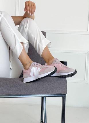 New balance 327 , шикарные женские кроссовки нью беленс демисезонные