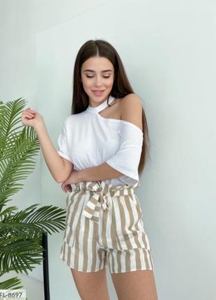 Стильные новые летние женские шорты