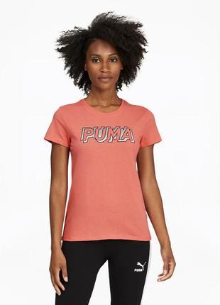 Puma женская футболка оригинал