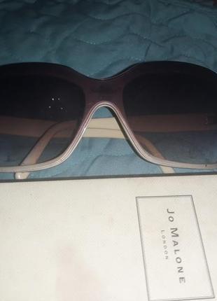 Женские очки кремового цвета