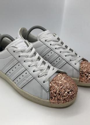 Кроссовки adidas originals superstar 80s 3d metal toeоригинал