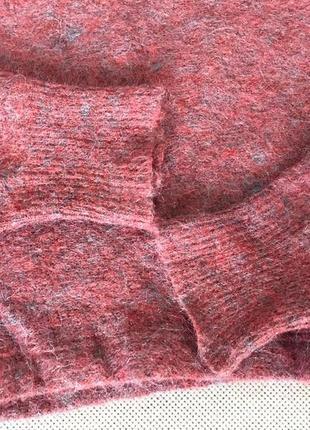 Acne стильный роскошный хейворд мохер шерсть свитер  (cos akris sandro zara h&m max mara)4 фото