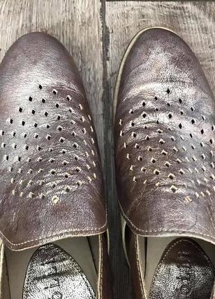 Dei colli итали кожа бабуши туфли мюли(a.s. 98 airstep moma acne rundholz  allsaints)