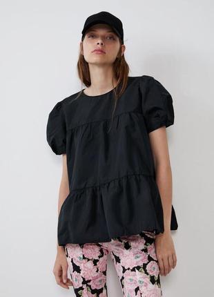 Топ блуза zara
