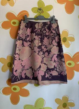 Шёлковая юбка another woman размер s/m