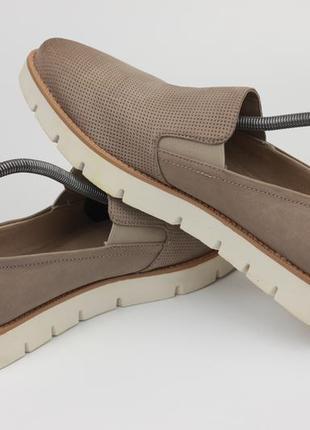 Брендовые кожаные туфли