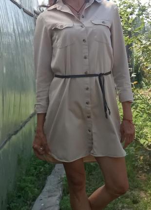 Плаття-рубашка amisu
