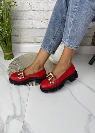 36-41 рр туфли, лоферы, броги на  платформе натуральная кожа/замша