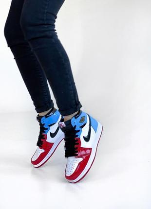 ❤️ женские кроссовки nike air jordan 1