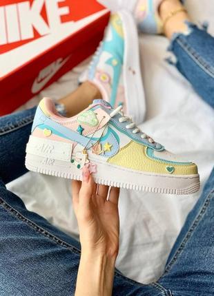 Популярные женские кроссовки эйр форс, топ качество1 фото