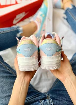 Популярные женские кроссовки эйр форс, топ качество4 фото
