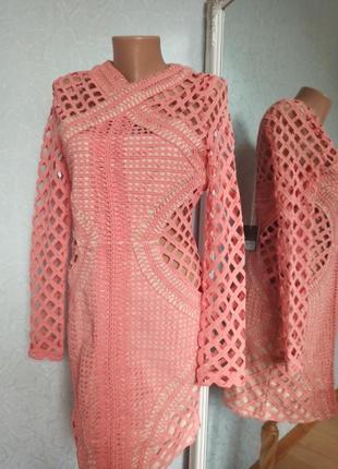 Платье missguided кружевное шикарное