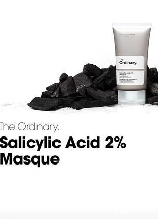 Маска для проблемної шкіри salicylic acid 2% masque the ordinary