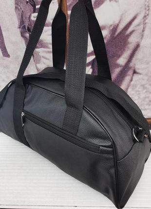 Сумка женская спортивная дорожная сумка для тренировки ручная кладь в самолет дорожня сумка