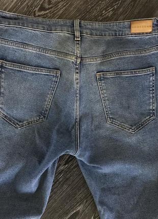 Базовые женские джинсы синие бойфренд gigi girlfriend6 фото