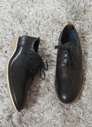 Туфлі san marina нат.шкіра р.40.