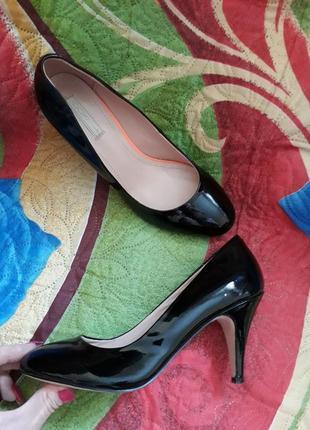 38 кожаные туфли бренд
