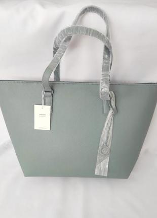 Стильная вместительная сумка шоппер