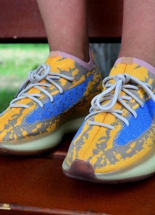 Adidas yeezy boost 380 женские кроссовки жіночі кросівки 36-45