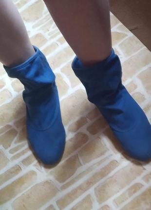 Летние сапоги от zara,літні чоботи zara