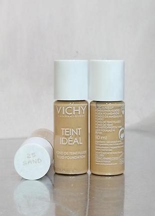 Тестеры тональный флюид для нормальной и комбинированной кожи по уценке тона 15 и 35