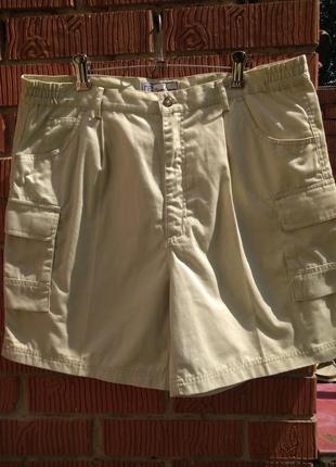 Классные шорты с карманами