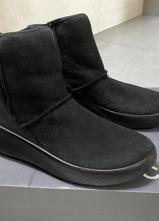 Зимние ботинки ecco 36