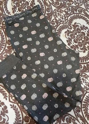 Пижамные штанишки размера 52-54.