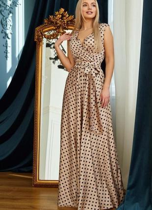 Платье таис золото