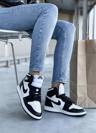 🖤 женские кроссовки nike air jordan 1