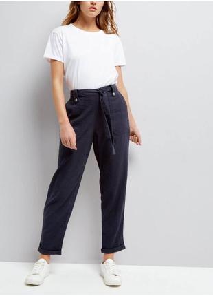 Новые актуальные брюки штаны new look большой размер plus size