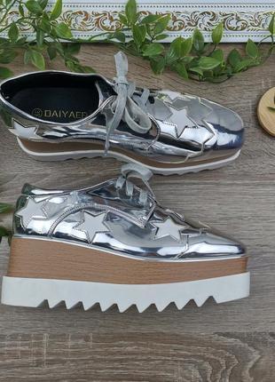 🌿39🌿европа🇪🇺 daiyaer. фирменные качественные туфли