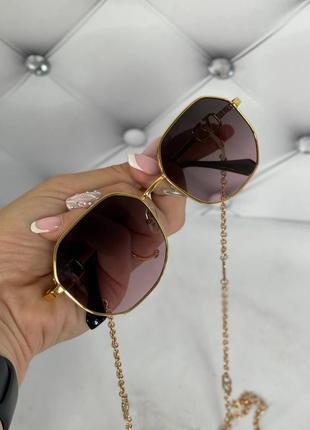 Наймодніша та найновіша модель 2021 🔥 окуляри очки на цепочке2 фото