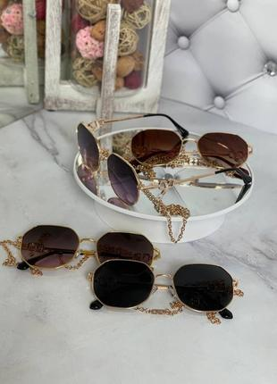 Наймодніша та найновіша модель 2021 🔥 окуляри очки на цепочке6 фото