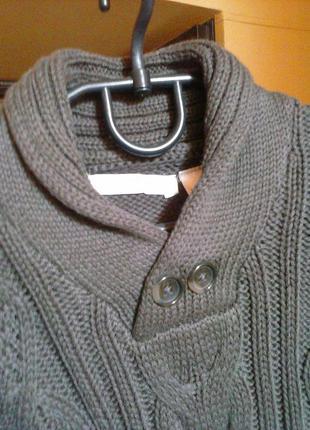 Продаю замечательный трендовый пуловер okaou на малыша 2-3 года.