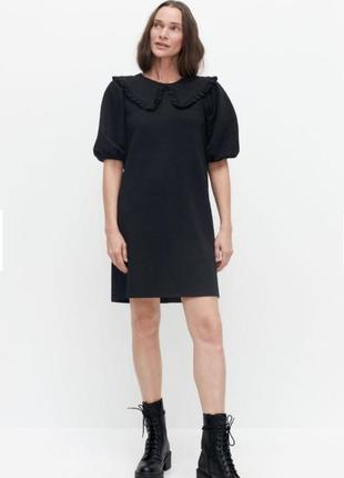 Сукня чорного кольору розмір виробника м, нова не сок 💜