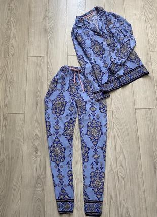 Очень красивая пижама из натуральной ткани