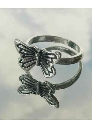 Кольцо бабочка 🦋