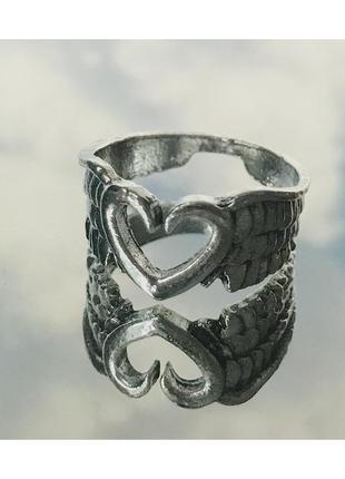 Кольцо сердечко 🕊