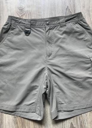 Женские треккинговые туристические шорты columbia grt