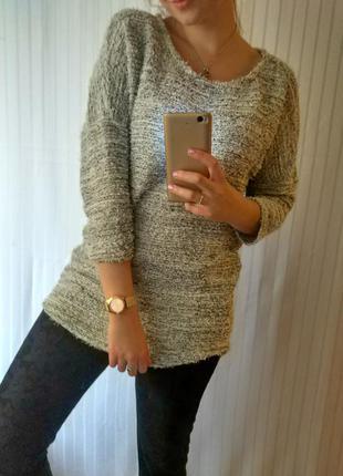 Пушистый свитер vero moda