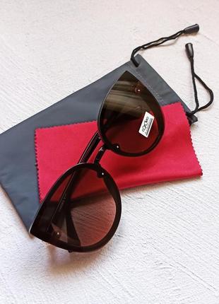 Солнцезащитные очки кошечки с блёстками