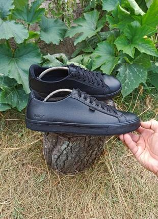 Крутые кеди кросівки кроссовки кеды kickers 43 р оригинал